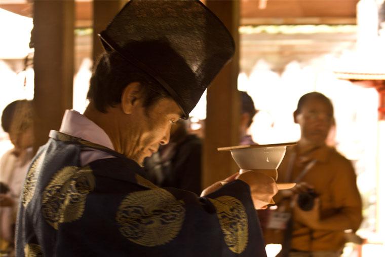茶祭り神饌